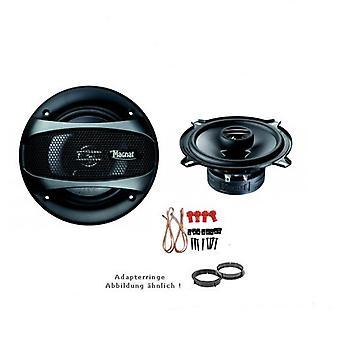 Mazda 2, Lautsprecher Einbauset vorne