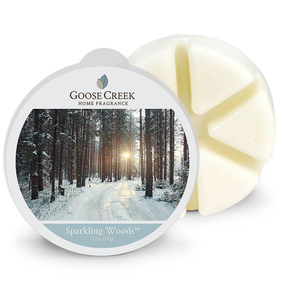Goose Creek Wax Melts -  Sparkling Woods