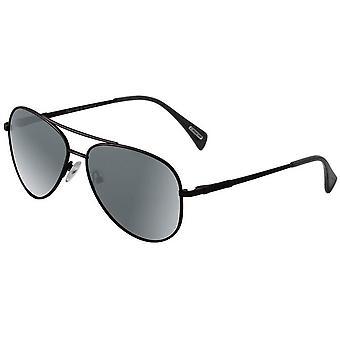 Dirty Dog Maverick Mirror Sunglasses - Black