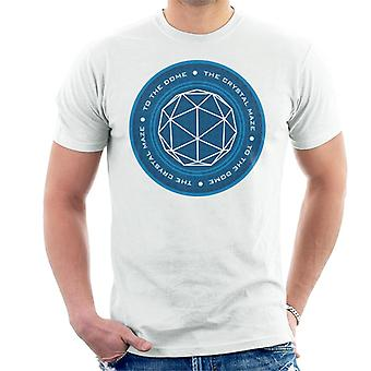 The Crystal Maze Logo Men's T-Shirt