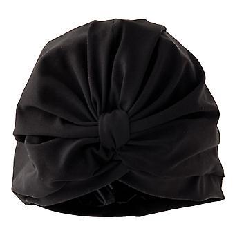 Godin zwart luxe douche tulband