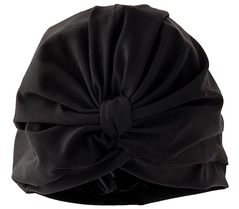 Goddess Black Luxury Shower Turban
