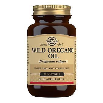 Solgar Wild Oregano öljy Softgels 60 (2029)