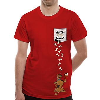 Scooby Doo-Scooby Pocket T-Shirt