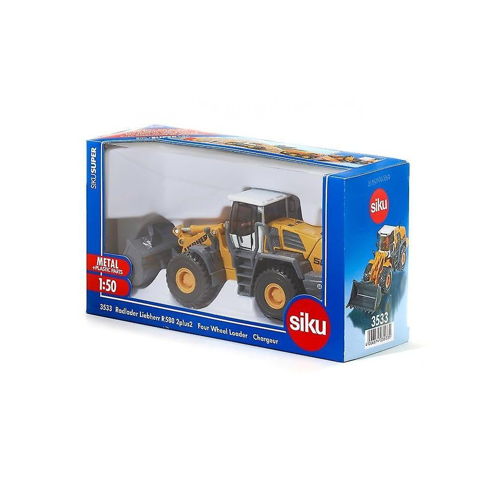Siku 3533 Liebherr 4 Wheel Loader  1:50