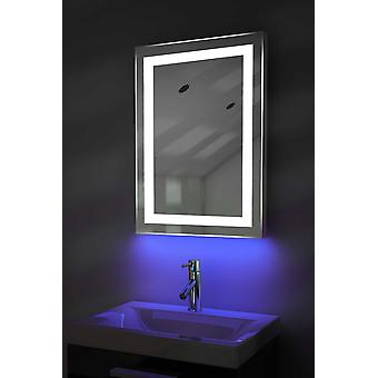 Ambient Audio Mirror Bluetooth With Demist & Shaver k160iwaud