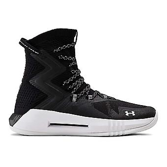 Under Armour Womens 3021376 Cotton Hight Top Lace Up Baseball Shoes