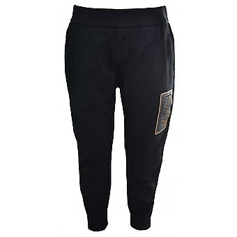 EA7 Boys EA7 Boy's Black Jogging Bottoms
