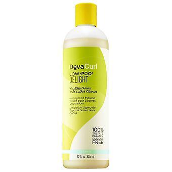 DevaCurl Low-Poo Delight 12oz