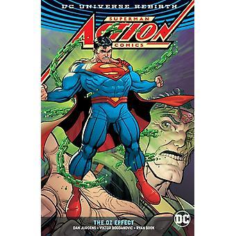 Superman  Action Comics by Jurgens & DanBogdanovic & Viktor