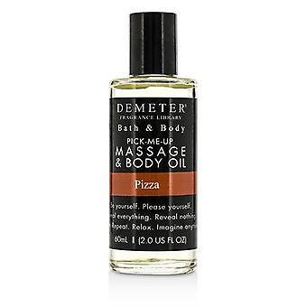 Demeter Pizza Massage & Body Oil 60ml/2oz