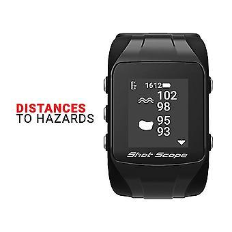 Shot Scope Unisex 2020 v2 GPS & Performance Tracking Golf horloge