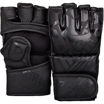 Ringhorns nitro mma gloves black/black