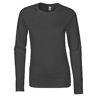 Gildan Ladies Soft Style Long Sleeve T-Shirt
