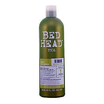 Väri elvyttävä shampoo sängyn pää Tigi