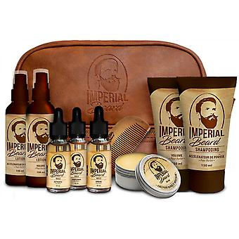 Imperial Beard Compl te Kit - Care / Voume and Beard Push