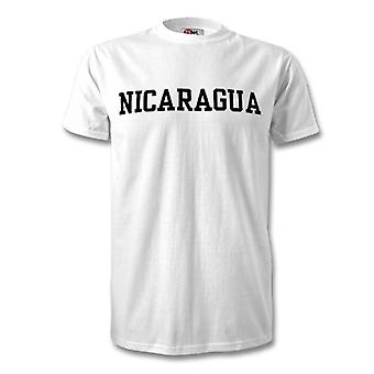 Nicaragua Country t paita