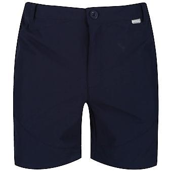 Regatta Navy Mens Highton Shorts Mid