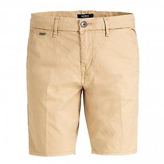Guess Chino Shorts Sand Beige M92D18WBFE0