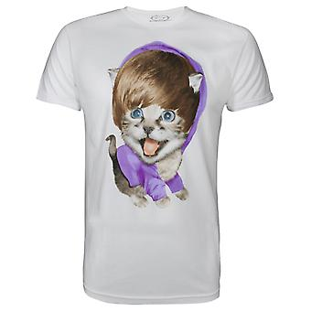 Goodie Two Sleeves Baby Meow Men's T-Shirt