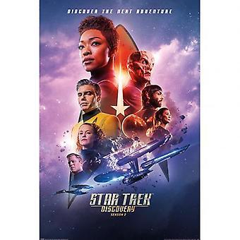 Star Trek Discovery Juliste Seuraava Seikkailu 102