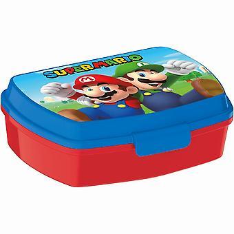 任天堂スーパーマリオ&ルイージランチボックス
