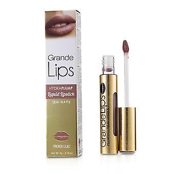 Grande lips plumping liquid lipstick (semi matte)   # french lilac 4g/0.14oz