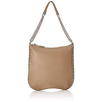 s.Oliver 39.903.94.8811 Brown Women's Shoulder Bag (Brown (hazelnut 8612)) 10x19x24 cm (B x H x T)