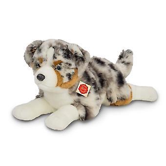 Hermann Teddy Kuschelhund Australian Shepherd Liegen deinen