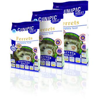 Cunipic Food for Adult Ferrets (Small pets , Dry Food and Mixtures)