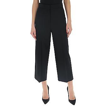 Stella Mccartney 600169snb481000 Women's Black Wool Pants