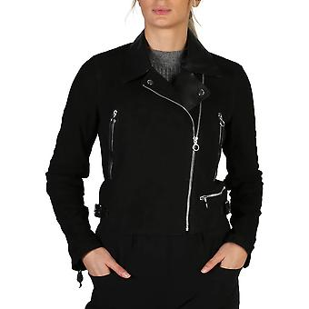 Guess Original Women Fall/Winter Jacket - Black Color 38229