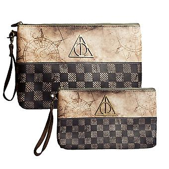 Harry Potter, the Deathly Hallows bag, 2-Pack