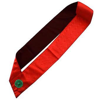 Masonic aasr 8th degree sash
