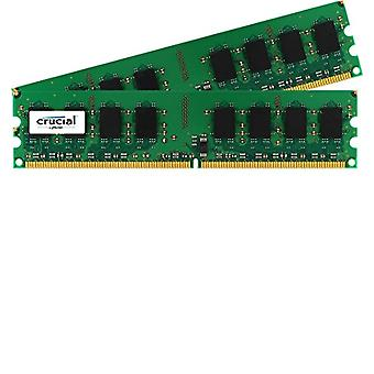 Crucial 64GB (8GB x 8) DDR2 64GB DDR2 667MHz Data Integrity Check