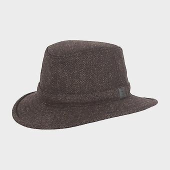 New Tilley Men's TTW2 Tec-Wool Hat Dark Grey
