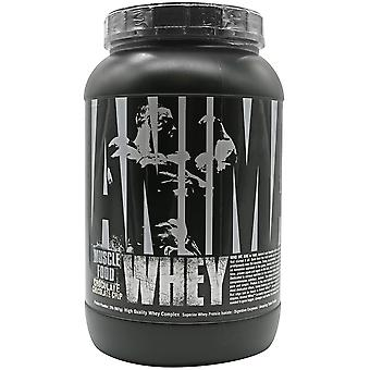 Universal Nutrition Animal Whey - About 27 Servings - Chocolate Chocolate Chip