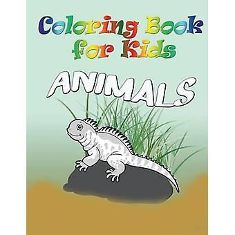 Coloring Book for Kids Animals Kids Coloring Book by Publishing LLC & Speedy