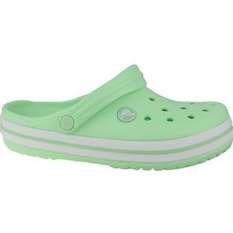 Crocs Crocband Clog K 2045373TI sapatos universais de verão para bebês