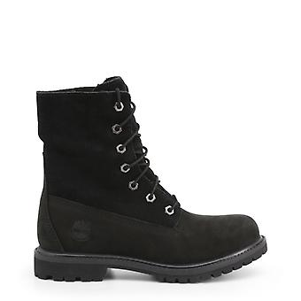 Timberland  Women Black Ankle boots -- AUTH933360