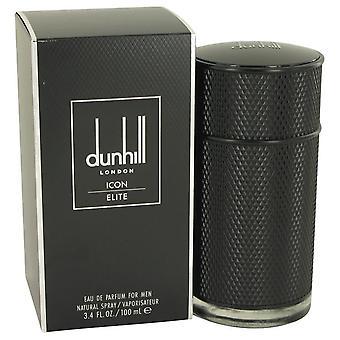 Ikona Dunhill Elite Eau De Parfum Spray przez Alfred Dunhill 3,4 uncji Eau De Parfum Spray
