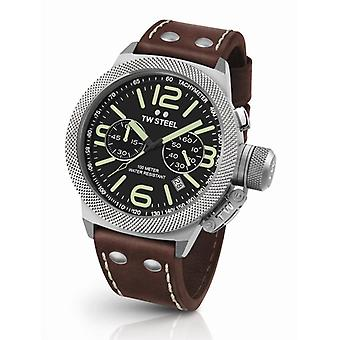 TW Steel Canteen CS23 chronograph mens watch 45 mm