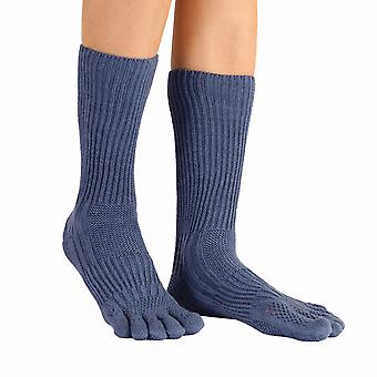 TOETOE Sports Golf Unisex Mid-Calf Toe Socks