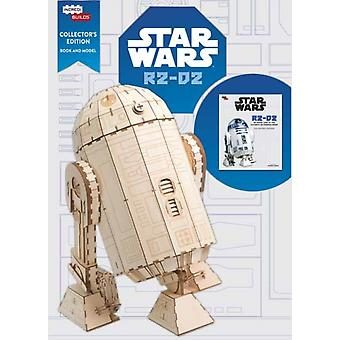 IncrediBuilds R2D2 Collectors Edition Book and Model