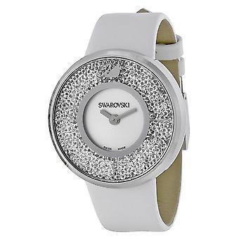 Swarovski 1135989 Analogue Quartz with Leather Strap Ladies Watch