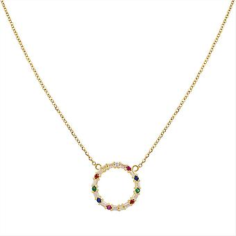 Edforce necklace and pendant 487-0107-N - Women's necklace and pendant