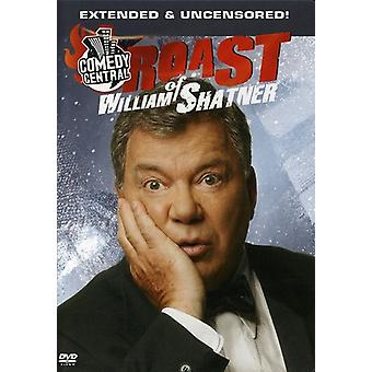Comedy Central Roast of William Shatner [DVD] USA import