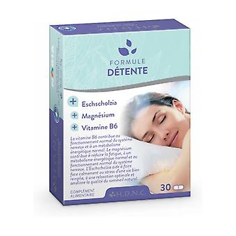 Relaxation Package 30 tablets