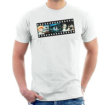 Thunderbirds Film Strip design män ' s T-shirt