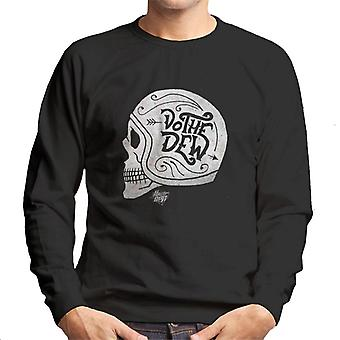 Mountain Dew Do The Dew Skull Men's Sweatshirt